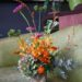 blooming-woodland-arrangement-with-mokara-orchid-and-zinnia-85